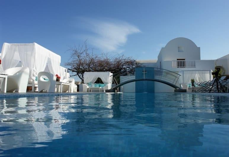 Theoxenia Boutique Hotel, Santorini, Outdoor Pool