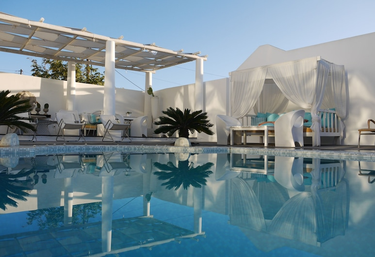 Aressana Spa Hotel and Suites, Santorin