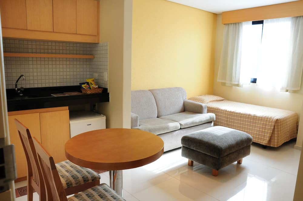 Standard Triple Room - Living Room