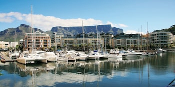 Picture of Waterfront Village in Cape Town