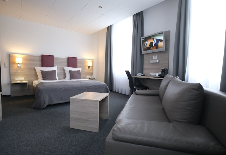 TOP Hotel Hohenstaufen, Koblenz, Superior Twin Room, Non Smoking, Guest Room
