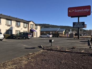 Williams — zdjęcie hotelu Econo Lodge Inn and Suites