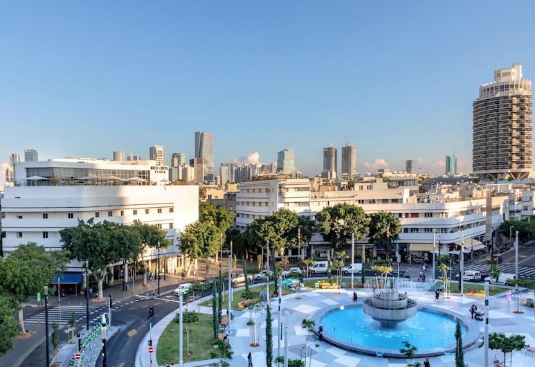 Cinema - an Atlas Boutique Hotel, Тель-Авив, Вид с воздуха