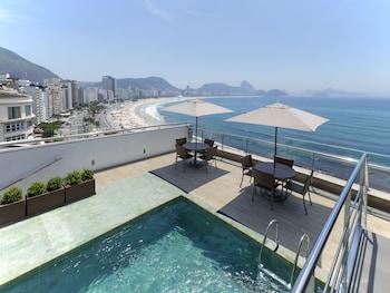 A(z) Orla Copacabana Hotel hotel fényképe itt: Rio de Janeiro