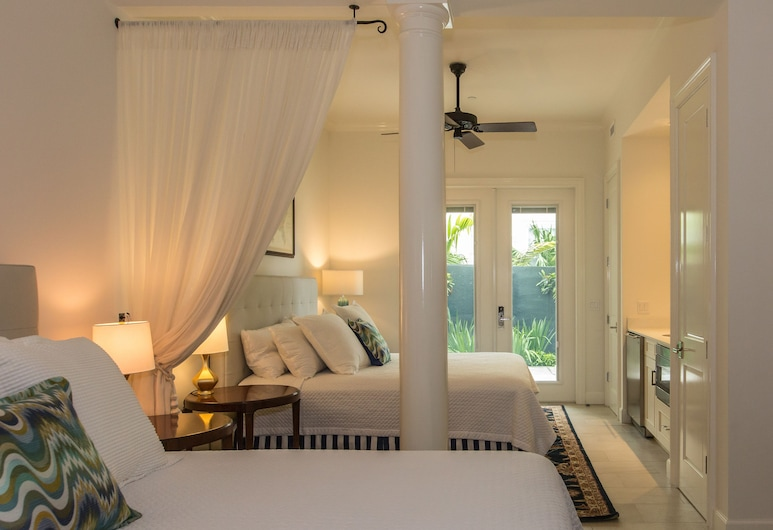 The Marquesa Hotel, Key West, 414 Premier Double Non-smoking, Guest Room
