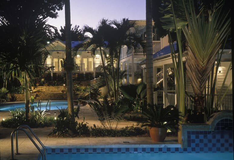 더 마르케사 호텔, 키웨스트, 수영장