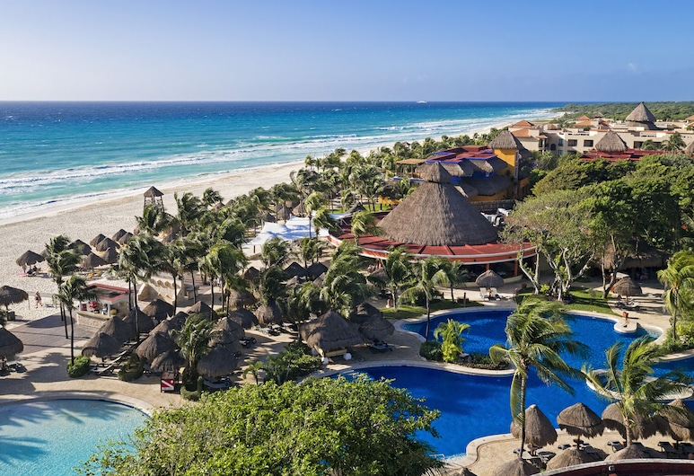 Iberostar Tucan All inclusive, Playa del Carmen, Aerial View