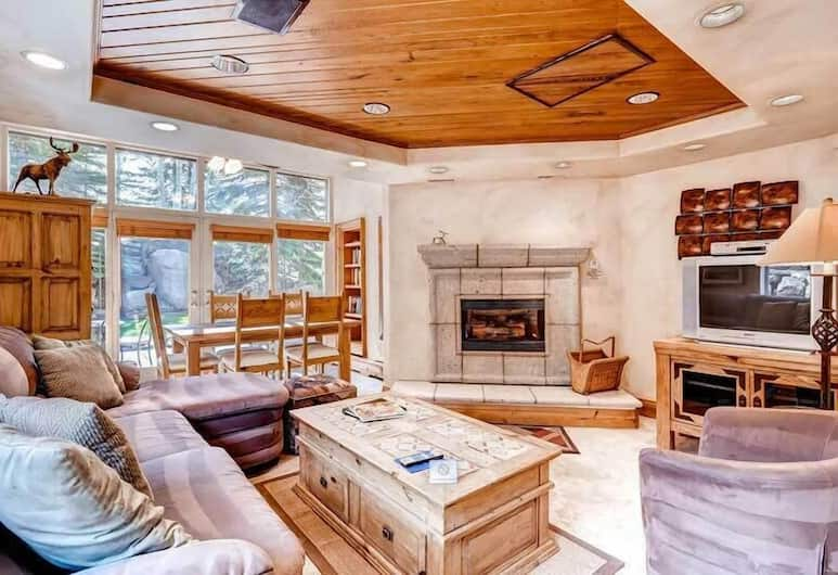 The Wren at Vail, Vail, Condo, 1 Bedroom, 2 Bathrooms (Den), Living Area
