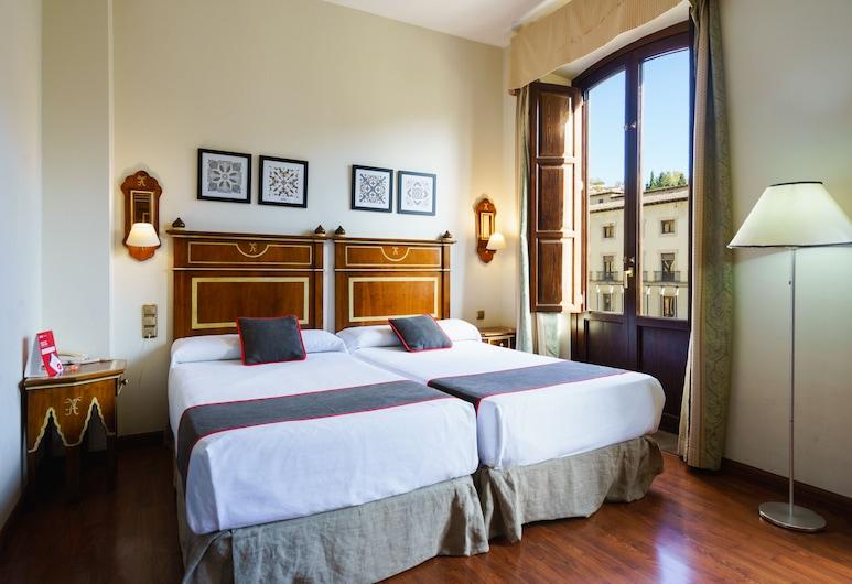 ホテル プラザ ヌエヴァ, Granada, スタンダード ダブルまたはツインルーム (Exterior), 部屋からの眺望