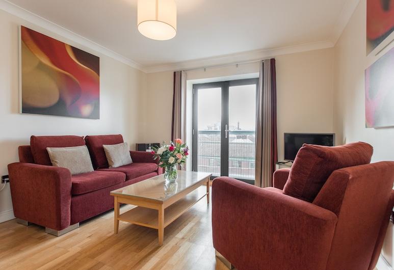 PREMIER SUITES Bristol Redcliffe, Bristol, Apartment, 2 Bedrooms, Room