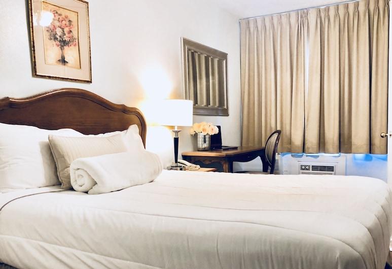 Hôtel Park Avenue, Montreal, Standard szoba, Vendégszoba