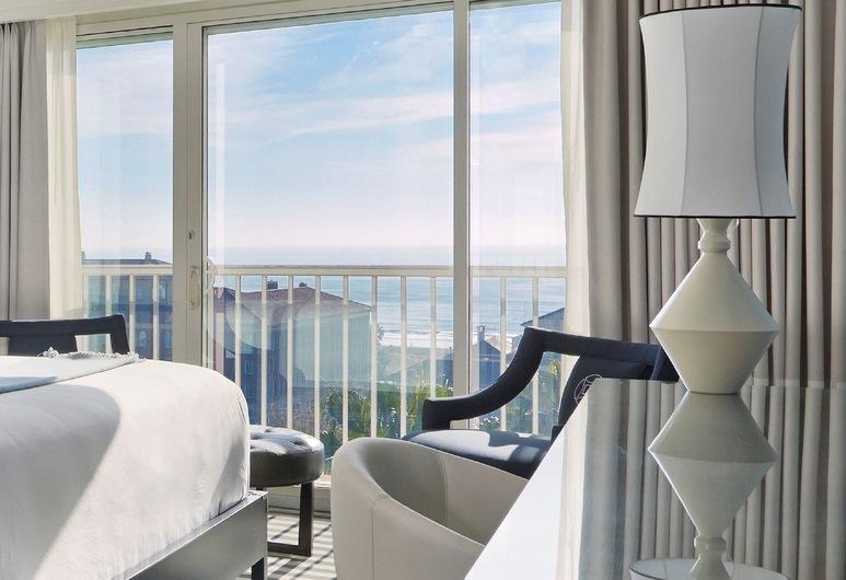 Viceroy Santa Monica, Santa Monica, Room, 1 King Bed, Ocean View, Guest Room View