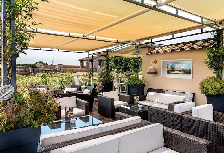Hotel Indigo Rome - St. George, Rome, Hotel Bar