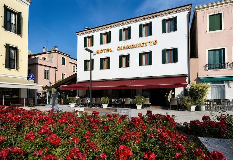 Hotel Giardinetto, Venedig, Hotelfassade