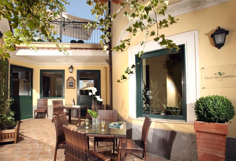 Hotel Alessandrino, Rom, Hotelbar