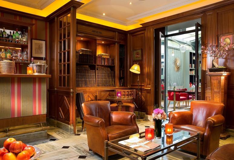 Best Western Premier Trocadero La Tour, פריז, בר המלון