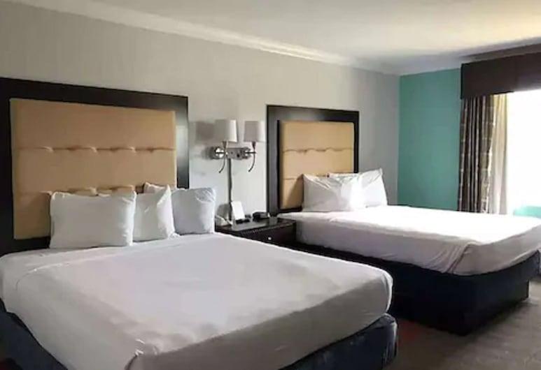 Days Inn by Wyndham Niceville/Eglin Air Force Base, Niceville, Soba, 2 queen size kreveta, Soba za goste