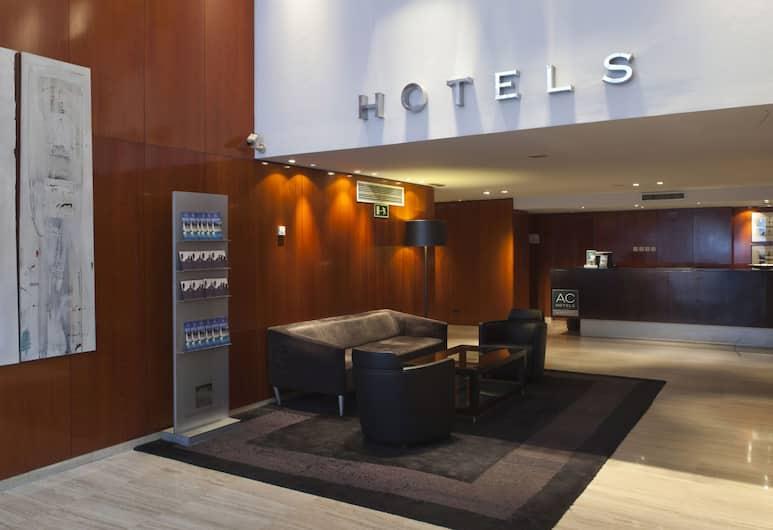 AC Hotel Avenida de América by Marriott, Madrid, Hotel Interior