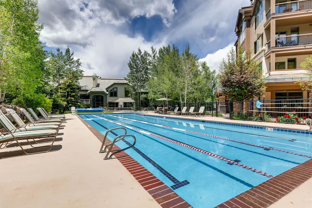 Apartment, Multiple Beds, Mountain View (Three-Bedroom Apartment) - Pool