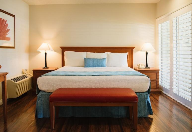 Alamo Inn & Suites, Anaheim, Standard Room, 1 King Bed, Guest Room