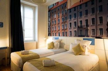 リヨン、ホテル デュ サンプロンの写真