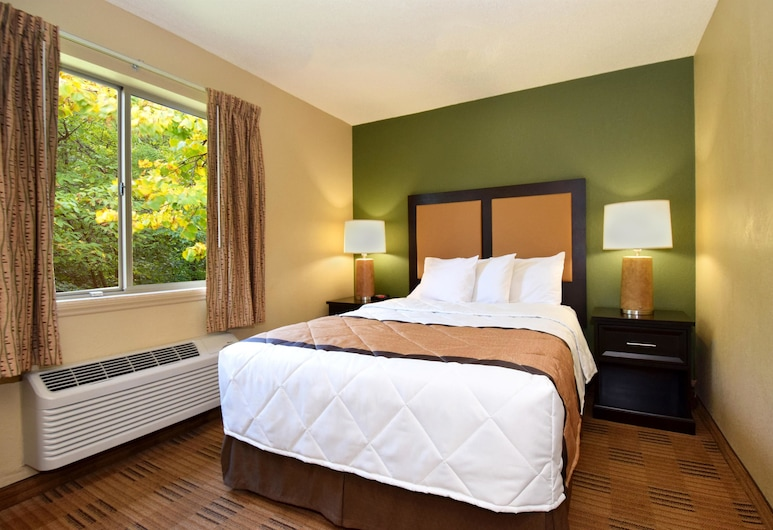 Extended Stay America - Oklahoma City - Northwest, Oklahoma City, Deluxe Studio, 1 Queen Bed with Sofa bed, Non Smoking, Guest Room