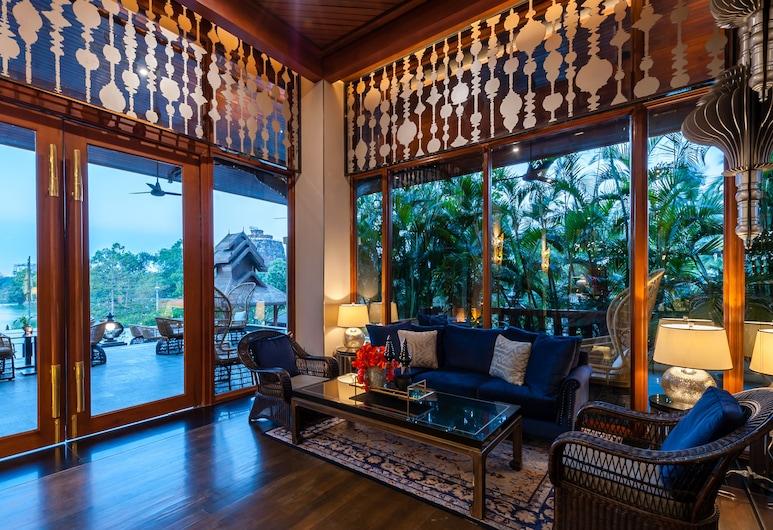 チャトリウム ホテル ロイヤル レイク ヤンゴン, ヤンゴン, ロビー ラウンジ