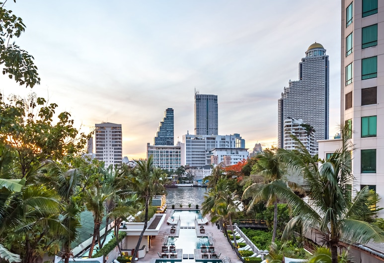 The Peninsula Bangkok, バンコク