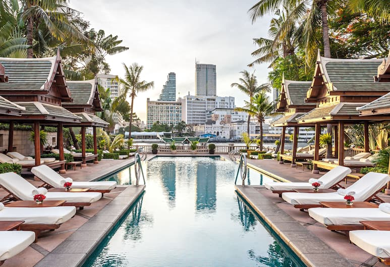 The Peninsula Bangkok, Bangkok, Pool