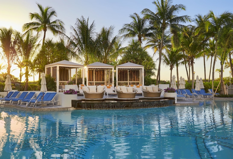 Loews Miami Beach Hotel – South Beach, Miami Beach, Svømmebasseng