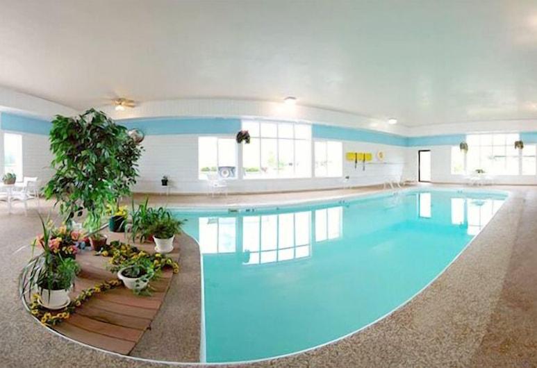 Quality Inn & Suites, Delaware, Krytý bazén