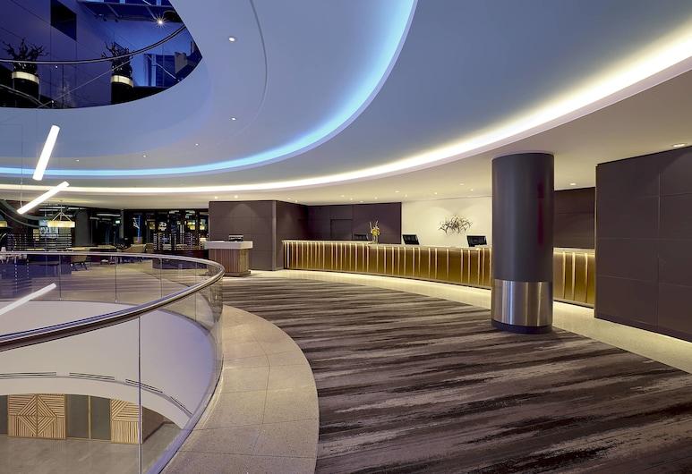 Sheraton Amsterdam Airport Hotel and Conference Center, Schiphol, Predvorje