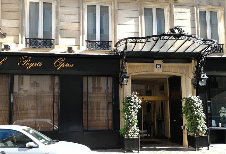 Hotel Peyris Opera, Paríž, Pohľad na hotel