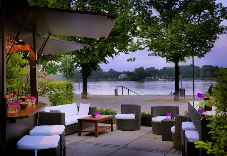 Hyatt Regency Mainz, Маінц, Тераса/внутрішній дворик