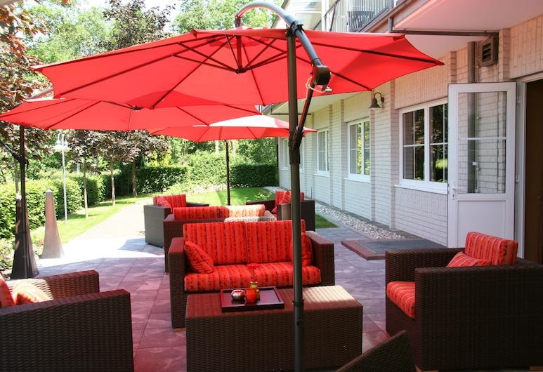 NordWest-Hotel Bad Zwischenahn, Bad Zwischenahn, Terrasse/Patio