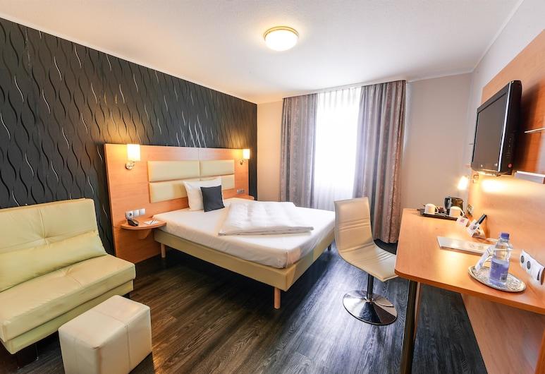 Best Western Plazahotel Stuttgart-Filderstadt, Filderstadt, Pokój standardowy, Łóżko pojedyncze, Pokój