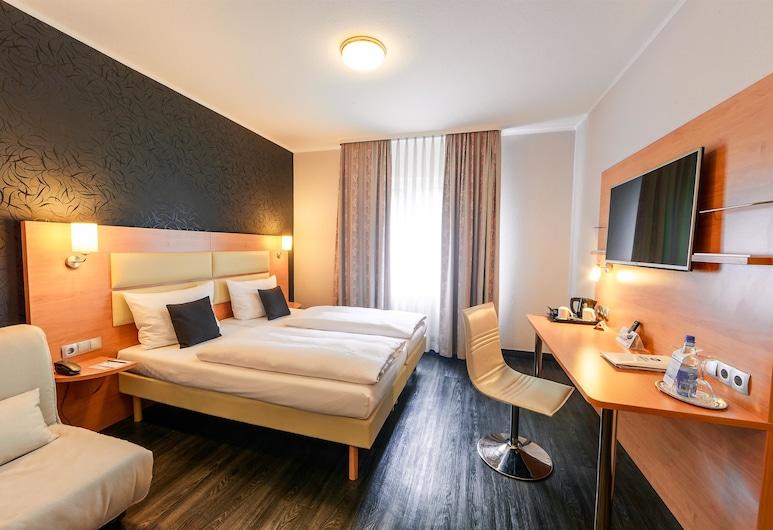Best Western Plazahotel Stuttgart-Filderstadt, Filderstadt, Habitación Confort, 1 cama doble, Habitación