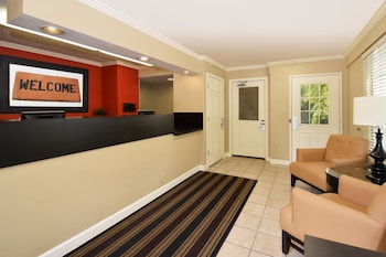 A(z) Extended Stay America - Raleigh-Research Triangle Park-Hwy55 hotel fényképe itt: Durham