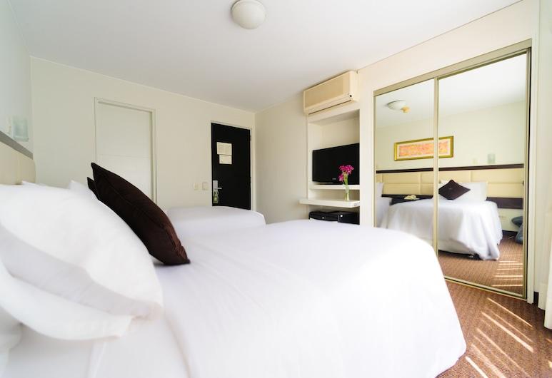 Roosevelt Hotel & Suites, Lima, Camera Executive, 1 letto queen, Camera