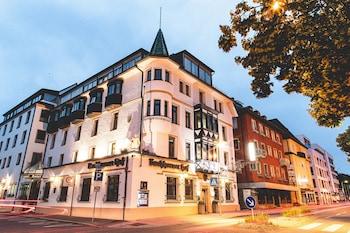 在弗里的希哈芬的布彻霍奈尔霍尔广场酒店照片