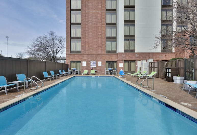 Holiday Inn Express & Suites Irving Conv Ctr - Las Colinas, Irving, Piscine