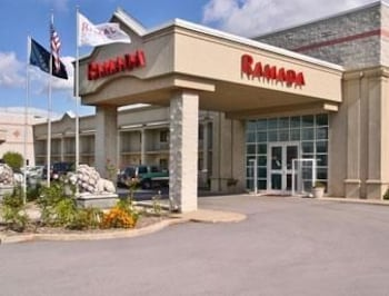 Foto van Ramada Hammond Hotel and Conference Center in Hammond