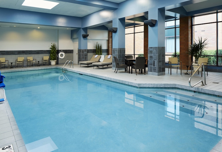 Marriott Columbus Northwest, Dublin, Binnenzwembad