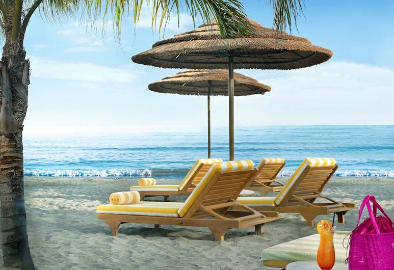 Four Seasons Hotel, Limassol, Beach