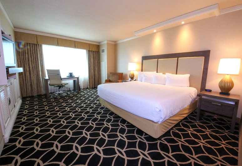 Hollywood Casino & Hotel St. Louis, Maryland Heights, Rom – premium, 1 kingsize-seng (Newly Renovated), Gjesterom