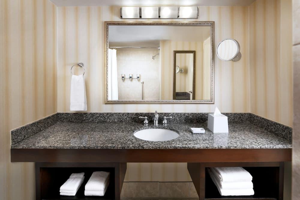 豪華客房, 無障礙 - 浴室