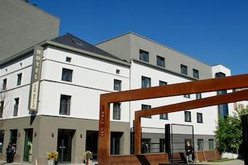 Naktsmītnes Hôtel Van Belle attēls vietā Brisele