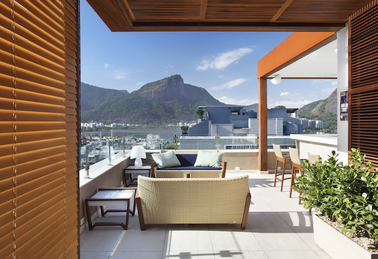 Mar Ipanema Hotel, รีโอเดจาเนโร