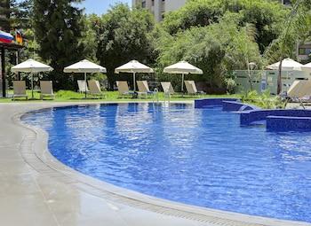ภาพ Kapetanios Odysseia Hotel ใน ลีมาซอล