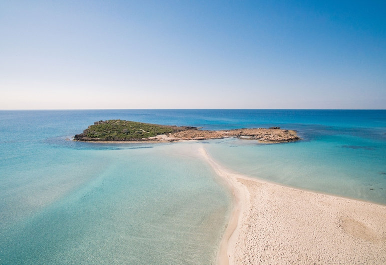 Nissi Beach Resort, Aijanapa, Pludmale